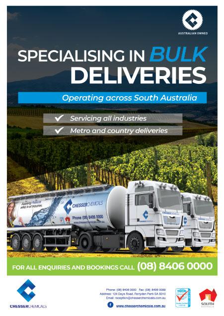 Bulk Deliveries Brochure