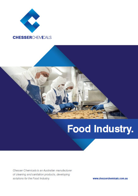 Chesser Chemicals Food Industry Brochure