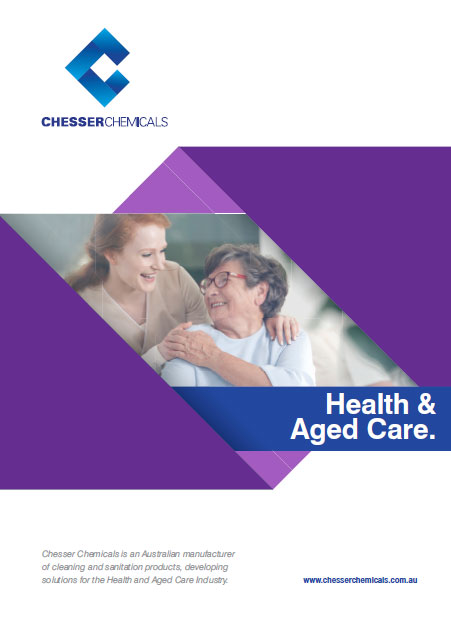 Health and Aged Care Brochure