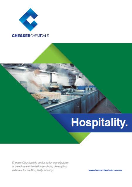 Hospitality Industry Brochure