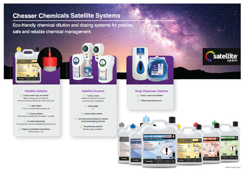 Satellite Systems Brochure