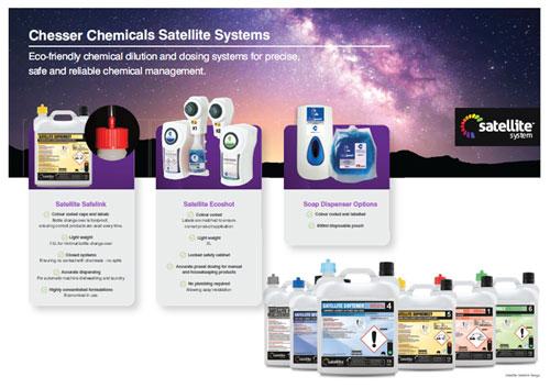 Satellite Systems Brochure